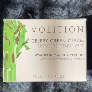 Volition - Celery Green Cream - New In Box